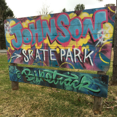 Johnson Skatepark