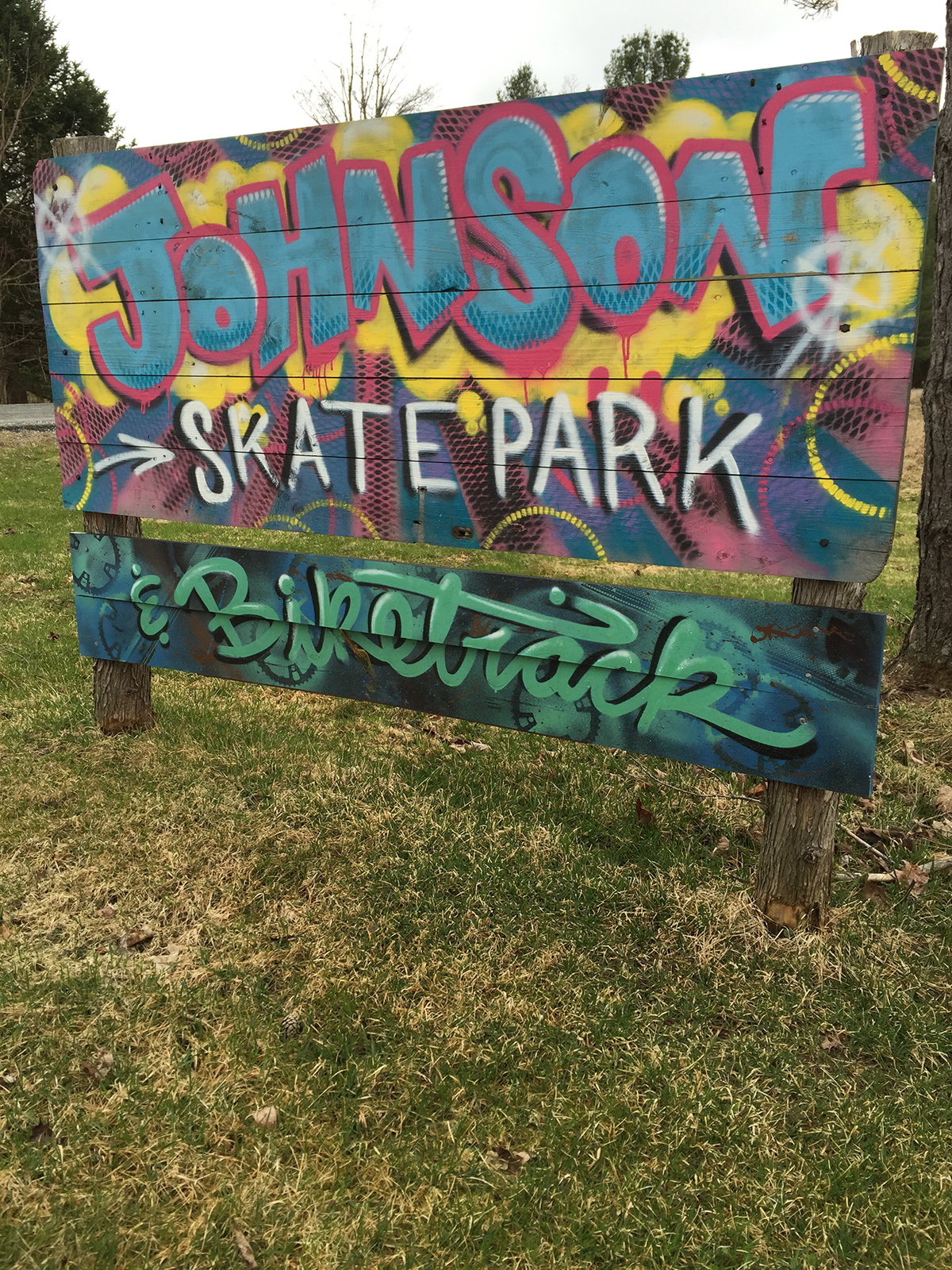Johnson Skatepark