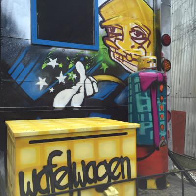Wafelwagen - 2015