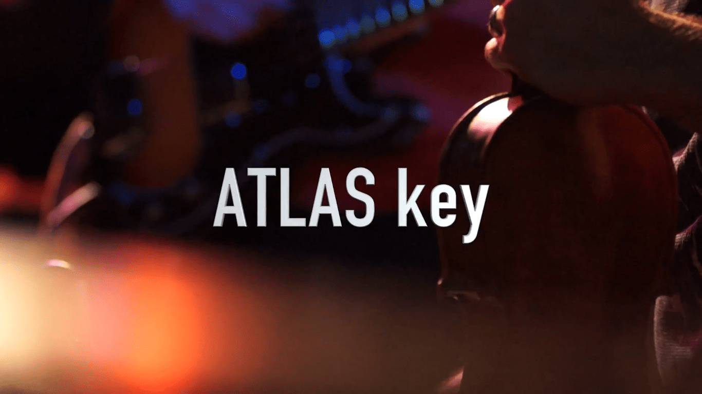 Atlas Key at the Loading Dock
