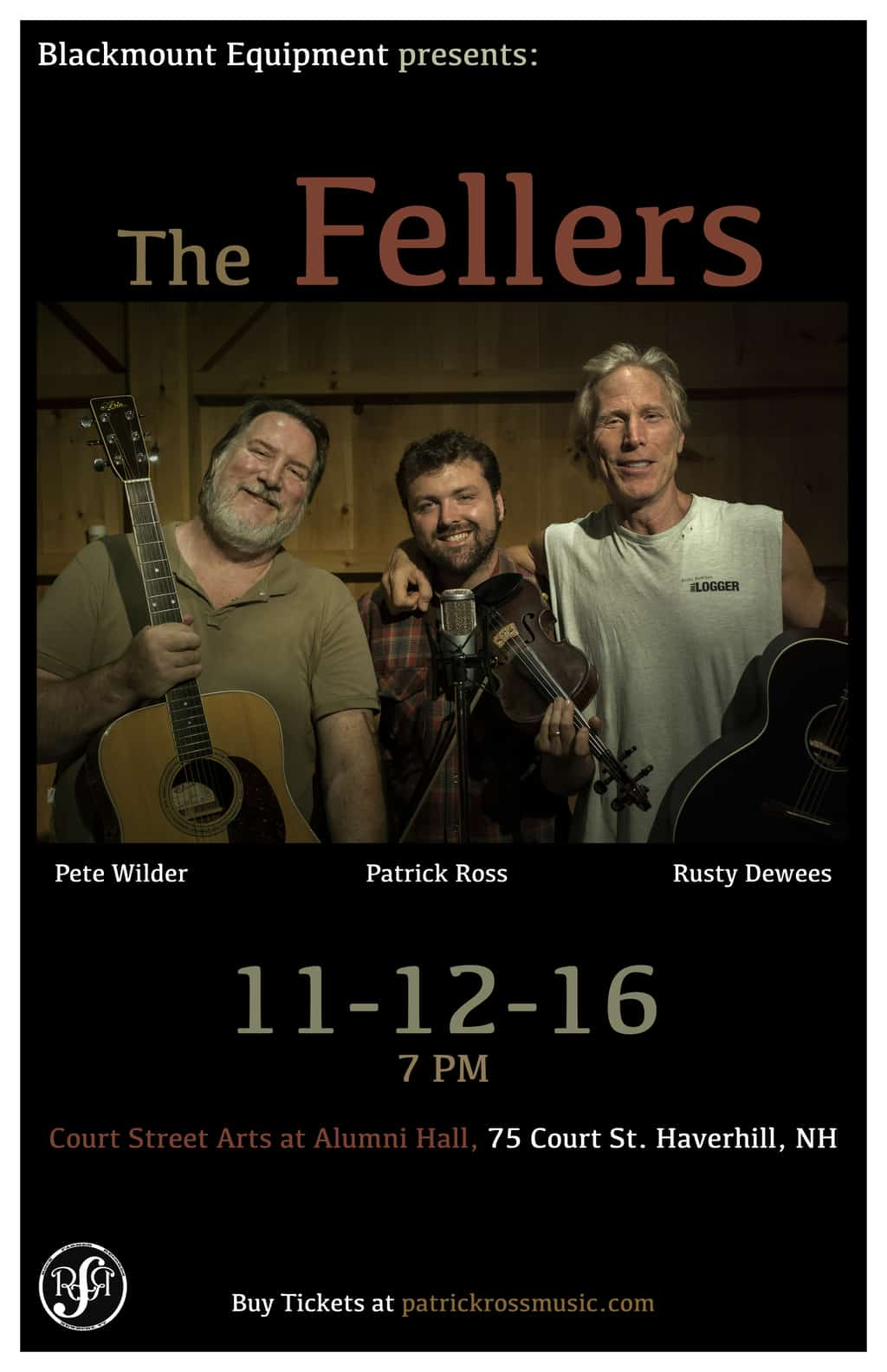 The Fellers – Poster
