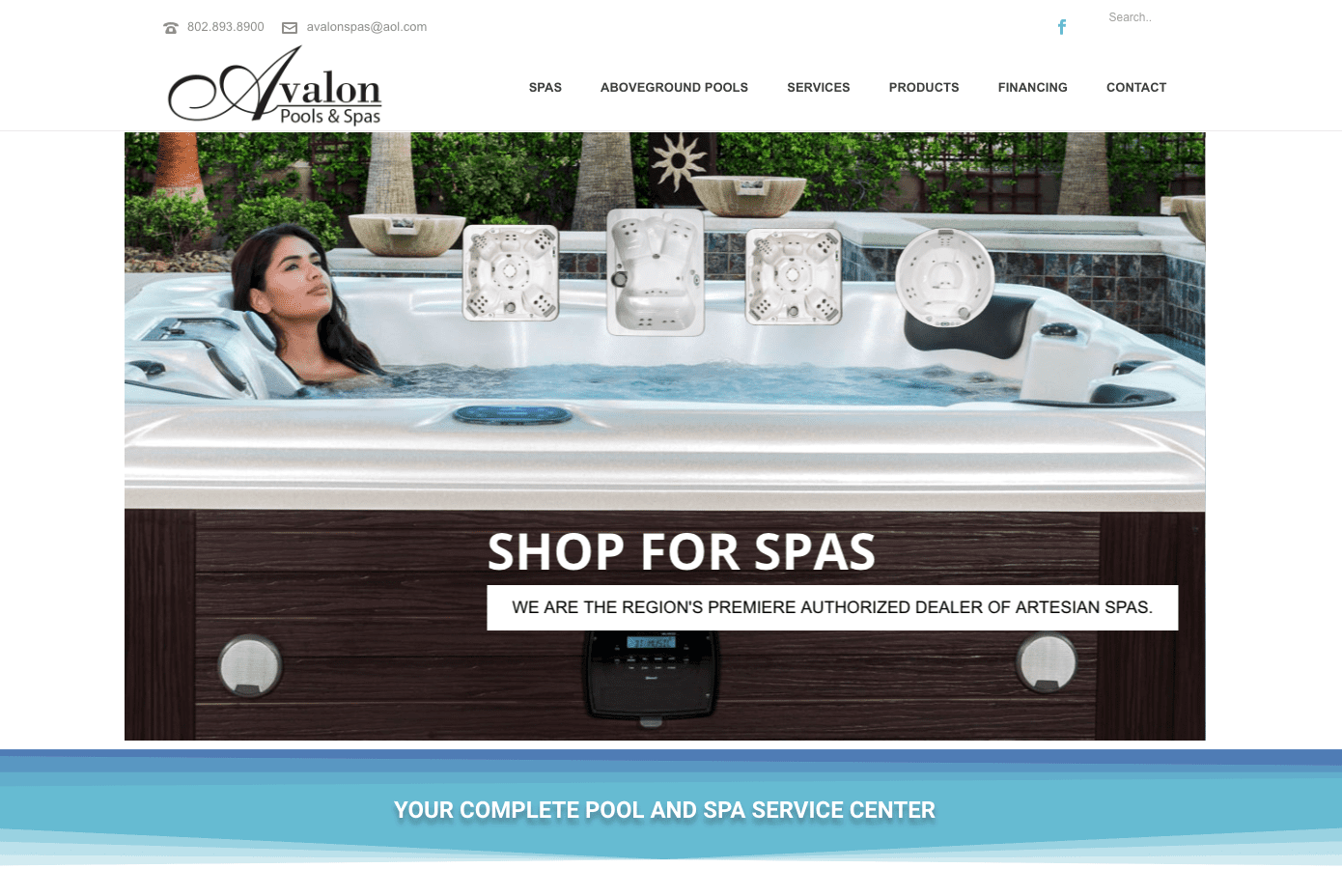 Avalon Pools and Spas