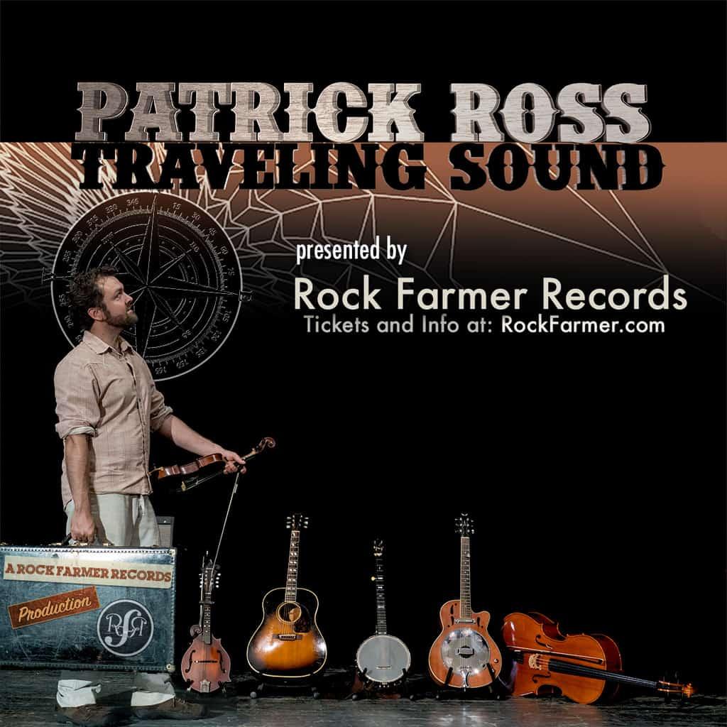 Patrick Ross Traveling Sound – Video Playlist