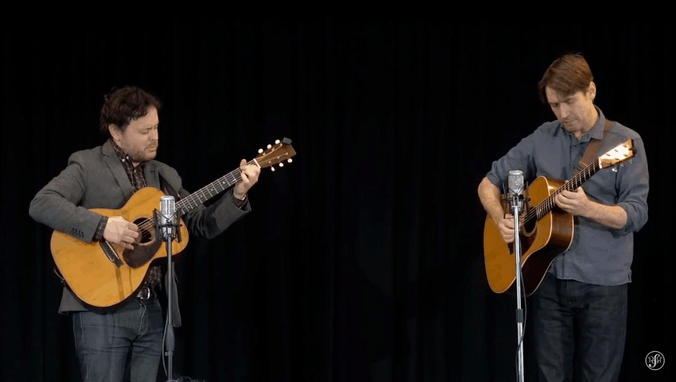 Grant Gordy & Ross Martin