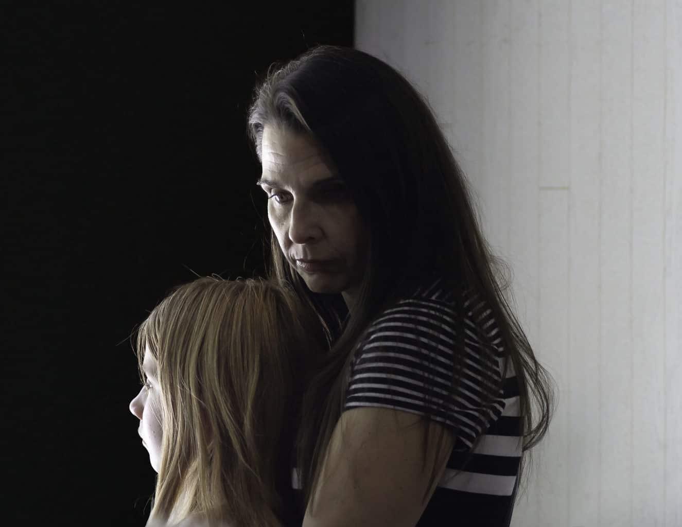 Black MaDonna and Bianca